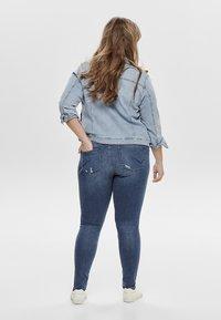 ONLY Carmakoma - Denim jacket - light blue denim - 2