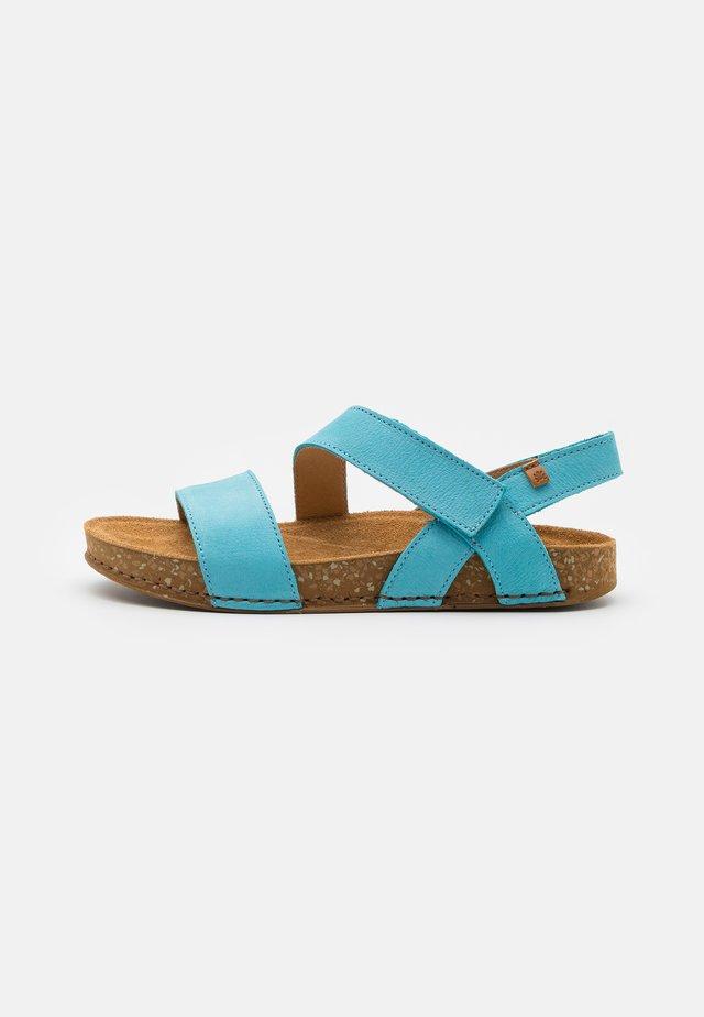 BALANCE - Sandaalit nilkkaremmillä - turquesa