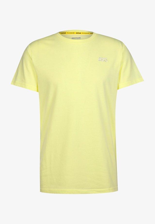 TOKYO - T-shirt imprimé - huddle yellow