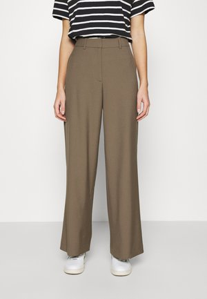 ZEPHERINE TROUSERS - Trousers - black olive