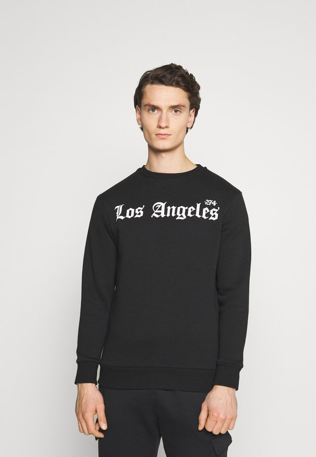 LA CREW - Sweatshirts - black