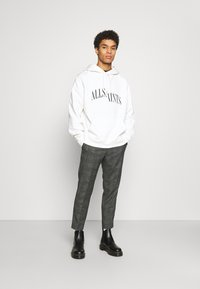 AllSaints - BENNETT TROUSER - Trousers - grey marl - 1