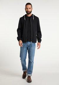 Schmuddelwedda - Zip-up sweatshirt - schwarz - 1