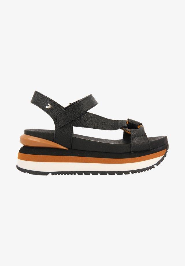 Zapatillas skate - black