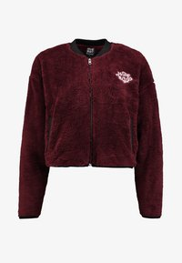 Homeboy - POODLE - Fleece jacket - bordeaux - 6