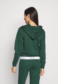 Calvin Klein Underwear - MODERN LOUNGE JOGGER - Pantaloni del pigiama - camp - 2