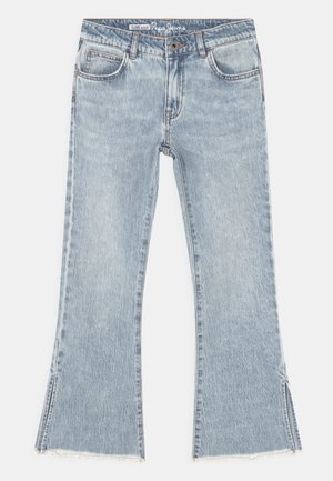 KIMBERLY - Bootcut jeans - denim