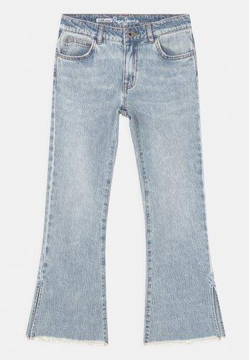 KIMBERLY - Bootcut jeans - denim