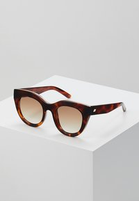 Le Specs - AIR HEART - Sunglasses - toffee tortoise - 0