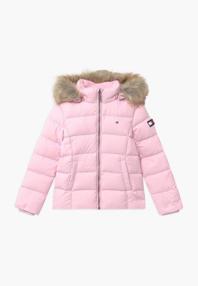 ESSENTIAL BASIC JACKET - Down jacket - pink