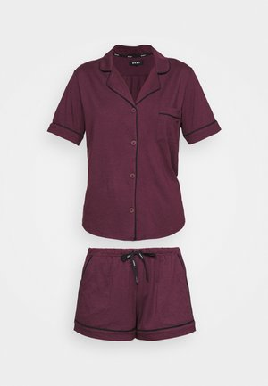 NEW SIGNATURE - Pyjamas - burgundy