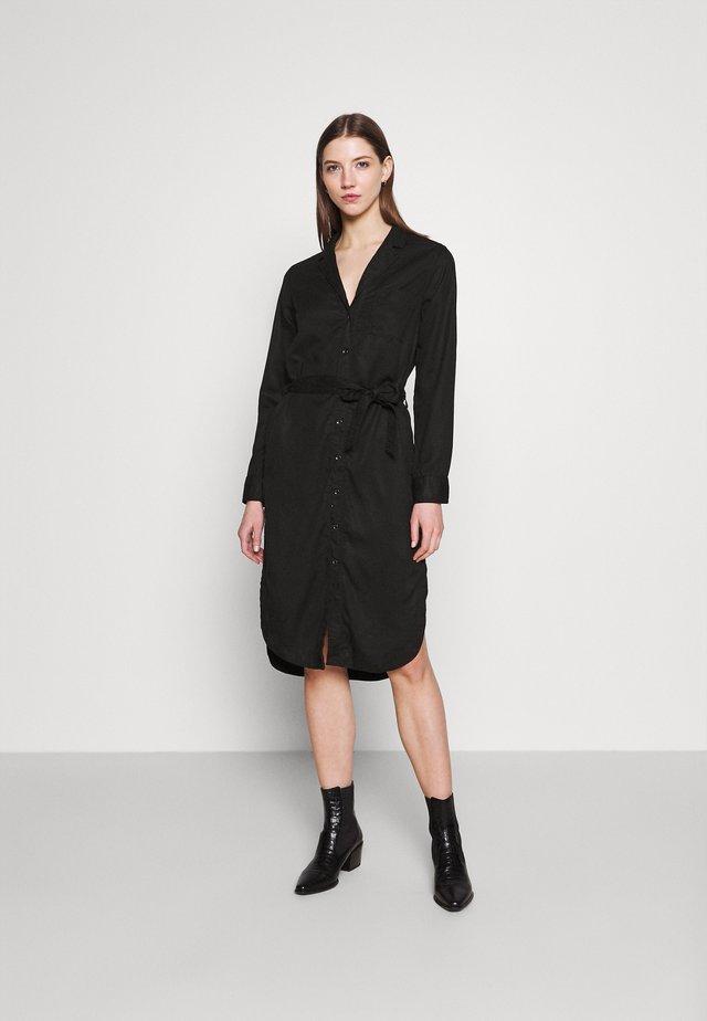 EDAN - Korte jurk - black