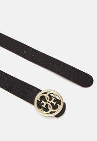 Guess - KIRBY NOT JUST PANT BELT - Belte - black/mauve - 1