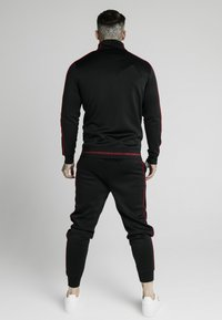 SIKSILK - IMPERIAL ZIP THROUGH FUNNEL NECK - Giacca sportiva - black - 2