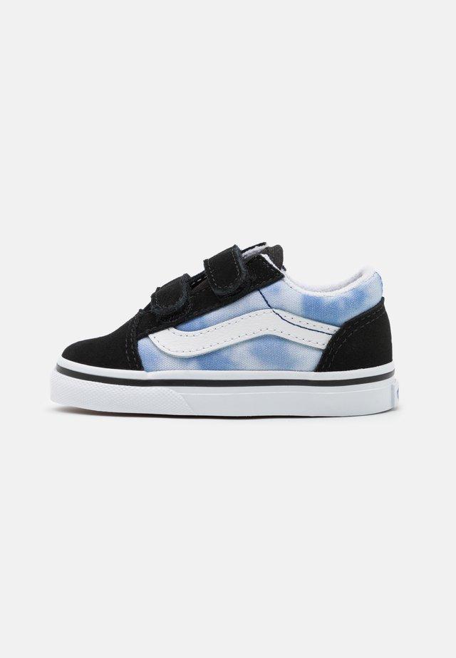 OLD SKOOL UNISEX - Sneakers basse - blue coral/true white