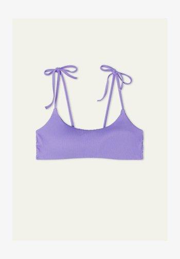 Bikini top -  new lilla