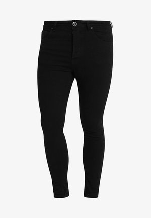 SKINNY PLAIN  - Jeans Skinny Fit - black
