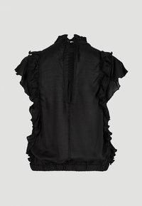 O'Neill - TEASER - Print T-shirt - black out - 5