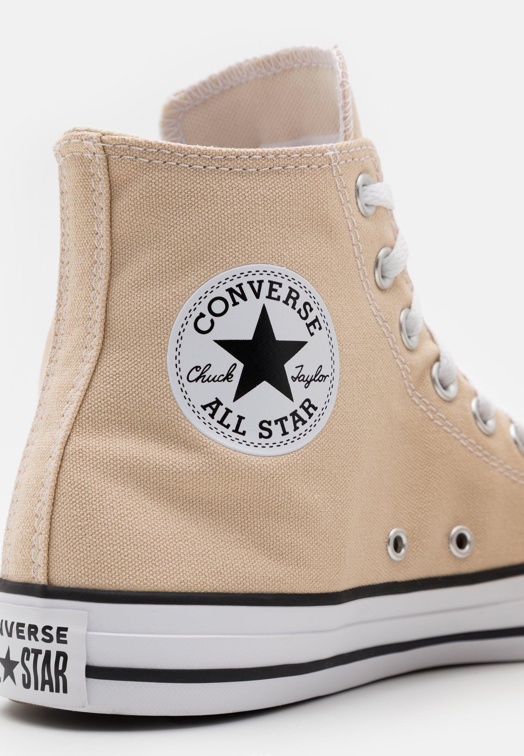 zapatillas altas de converse