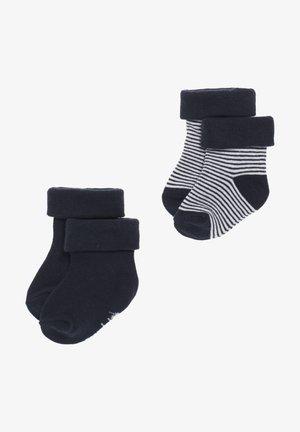 2 PAAR - Socks - navy