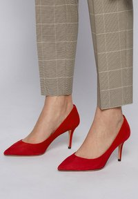 BOSS - EDDIE - Classic heels - red - 0