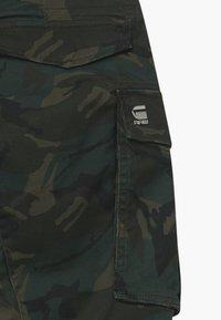 G-Star - ROVIC - Pantalones cargo - black/khaki - 3