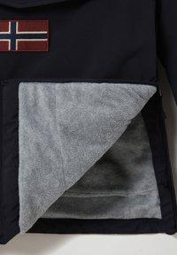 Napapijri - RAINFOREST WINTER - Light jacket - blu marine - 5