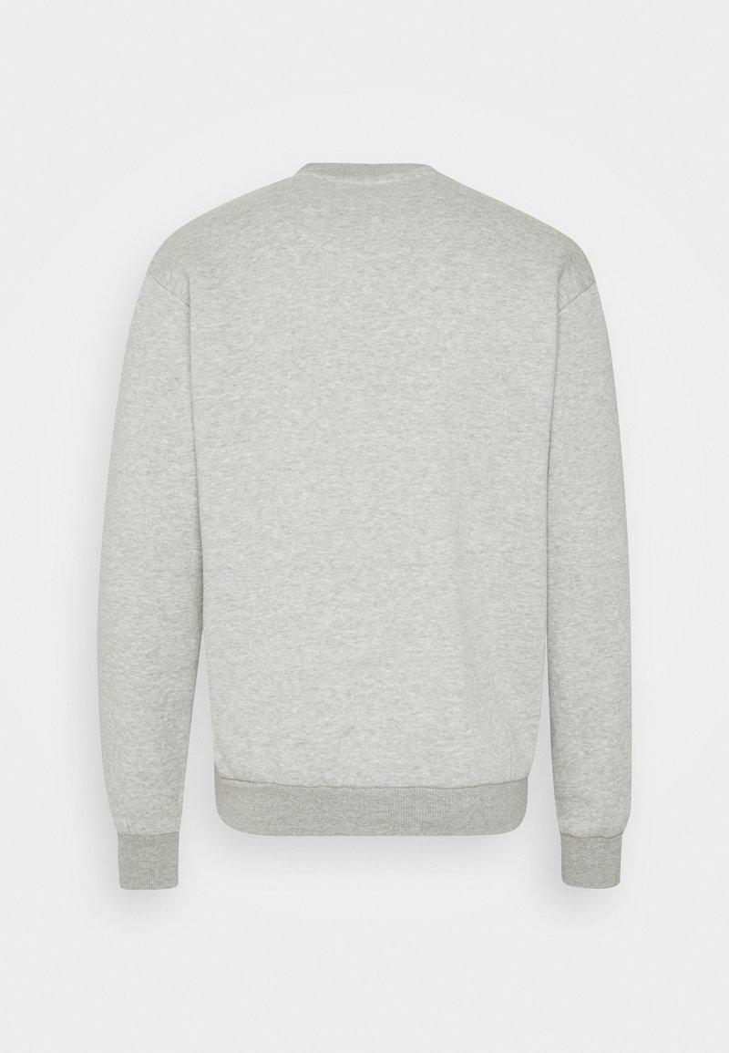 Nominal FREDA KAHLO HEART CREW - Sweatshirt - grey marl/grau-meliert 5zlhur