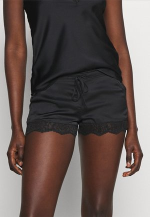 BROOKLYN SHORT - Pyjamabroek - noir