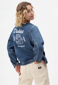 Dickies - HALMA  - Denim jacket - classic blue - 2