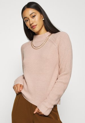 ONLJENNIE LIFE  - Strickpullover - rose smoke