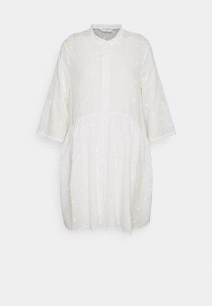 ONLCHICAGO LIFE  DRESS - Skjortekjole - cloud dancer
