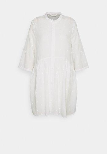 ONLCHICAGO LIFE  DRESS - Shirt dress - cloud dancer