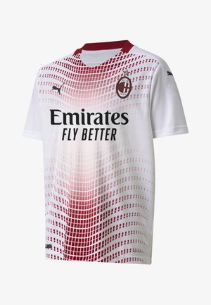 AC MILAN AWAY REPLICA  - Sportshirt - puma white-tango red