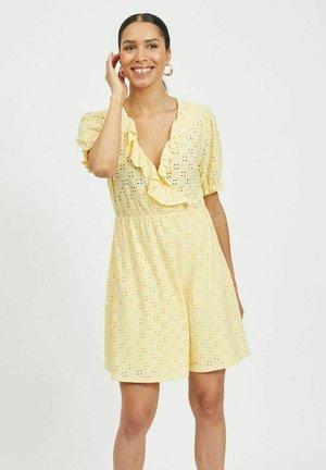 VITRESSY WRAP DRESS - Day dress - sunlight