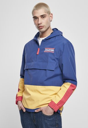 Windbreaker - red/blue/yellow