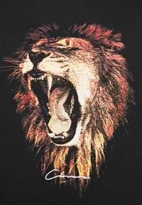 CLOSURE London - LION - Print T-shirt - black - 5