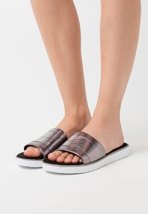DAKOTA ECO - Mules - dark grey