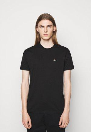 CLASSIC UNISEX - Basic T-shirt - black