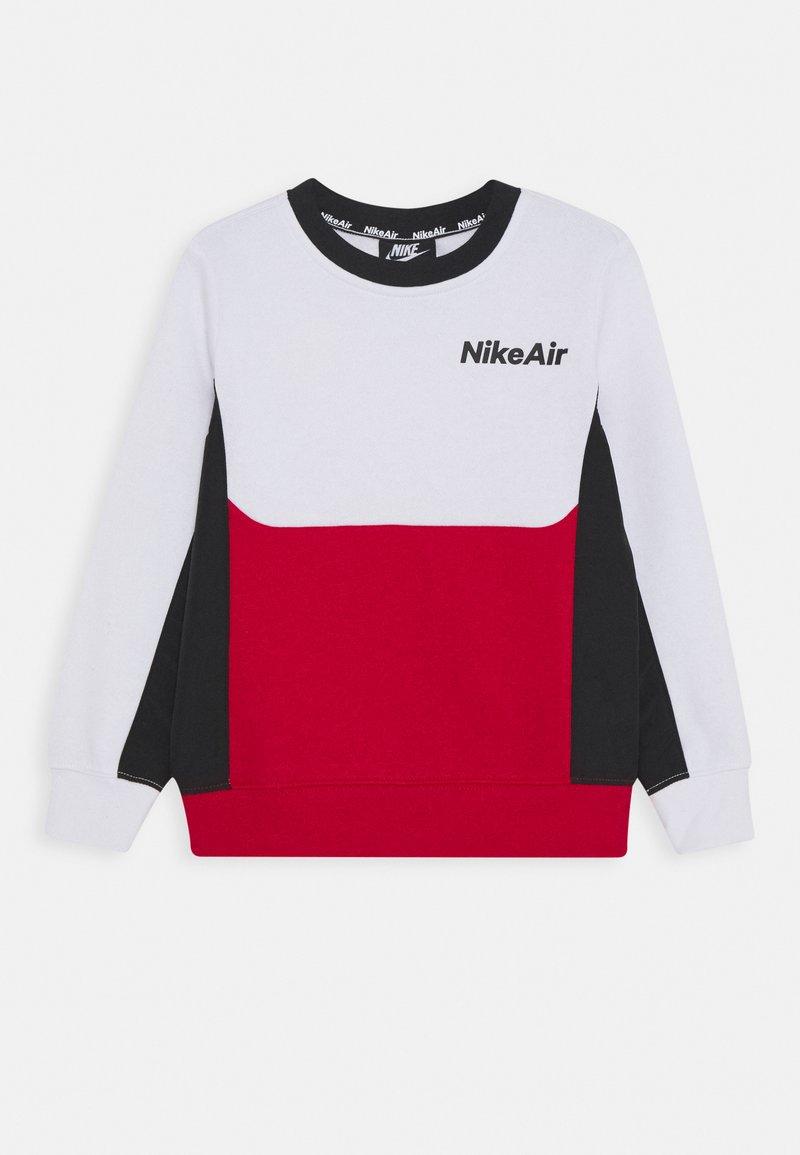 Nike Sportswear - AIR CREW - Felpa - white
