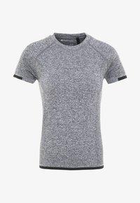 Even&Odd active - Treningsskjorter - grey melange - 3
