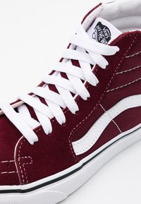 Vans - SK8 - High-top trainers - port royale/true white - 3