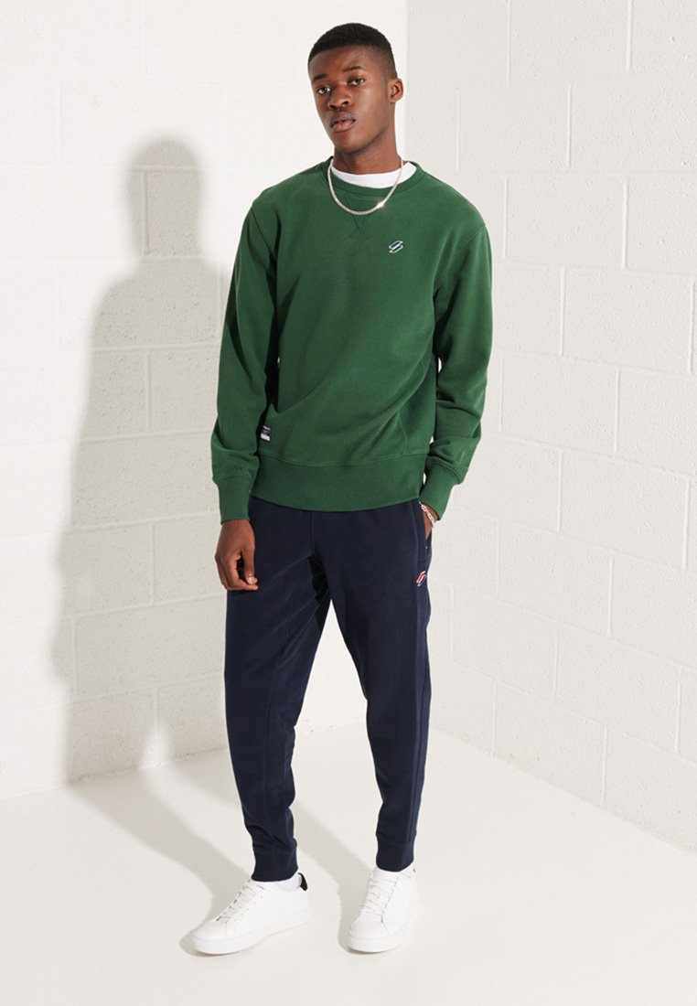 Superdry - Sweatshirt - dark green