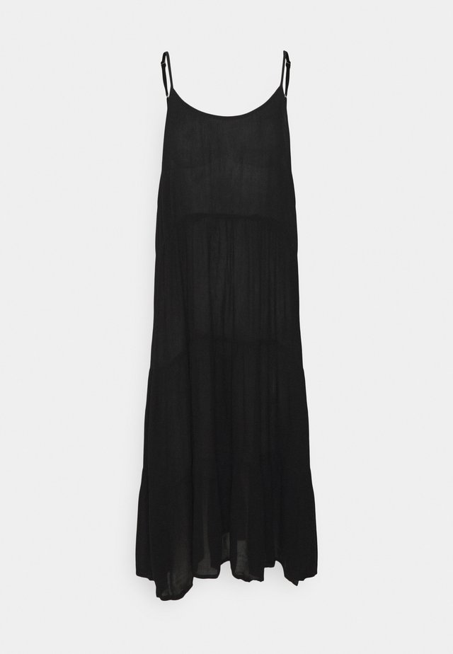 VMMUTI MIDI DRESS - Strandaccessoire - black