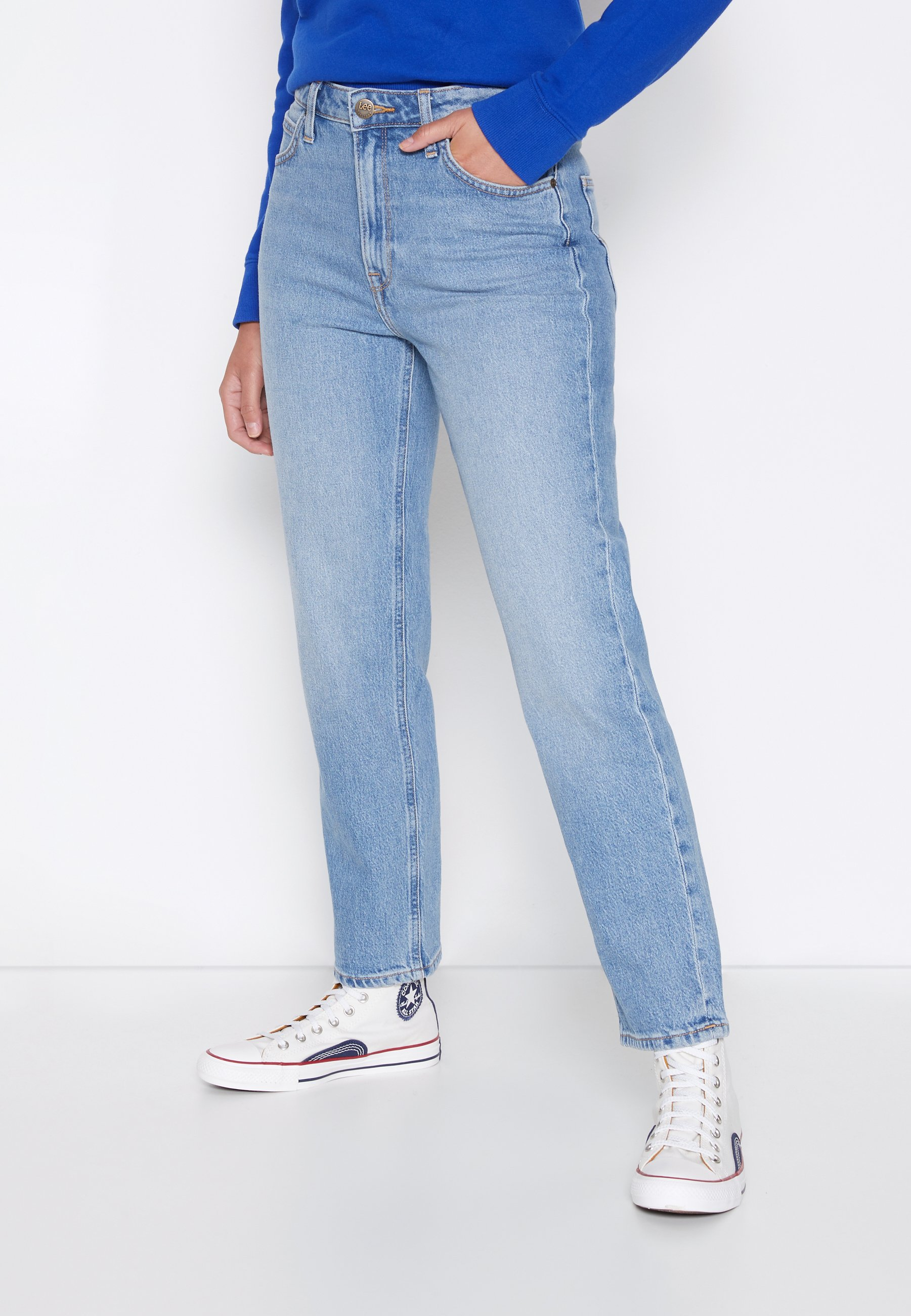 Damer CAROL - Jeans Straight Leg