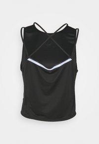 adidas Performance - HEAT.RDY TANK - Treningsskjorter - black - 7