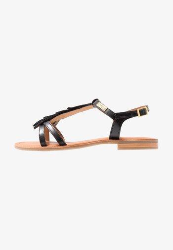 BELIE - Sandals - noir