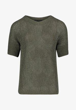 MIT 3/4 ARM - Basic T-shirt - dusty olive