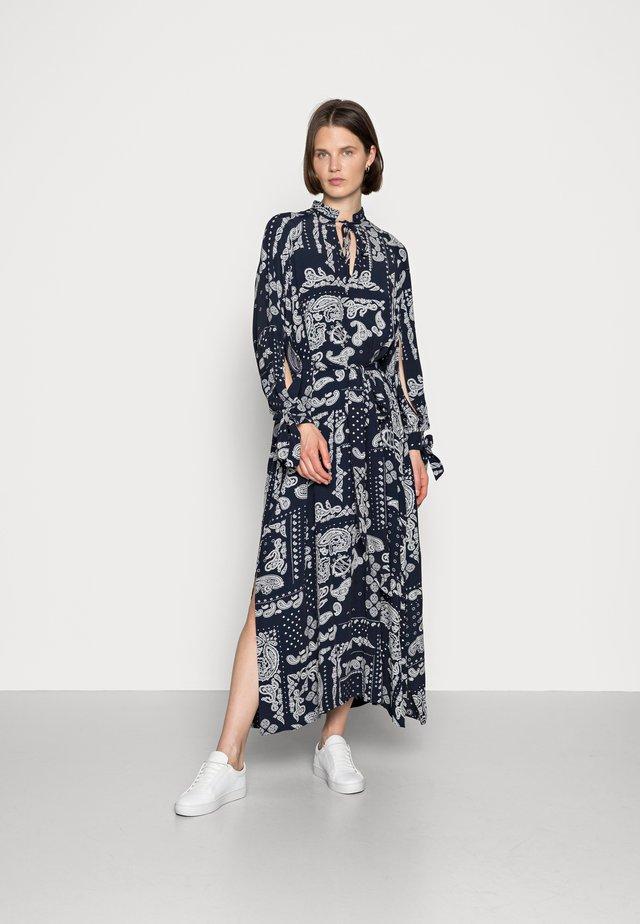 DRESS - Długa sukienka - evening blue