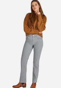 Angels - DOLLY - Straight leg jeans - hellgrau - 1